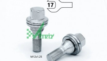 M12X1,25 ПРЕССШАЙБА ПЕЖО